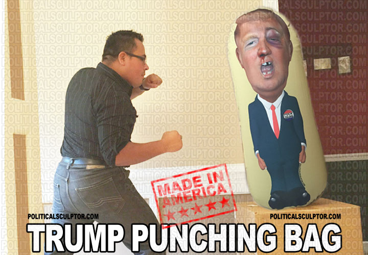 Trump Punching Bag